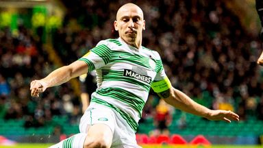 Scott Brown: Celtic skipper has signed a new contractn
