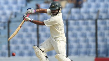 Tamim Iqbal: Made 76 for Bangladesh during an opening stand of 158