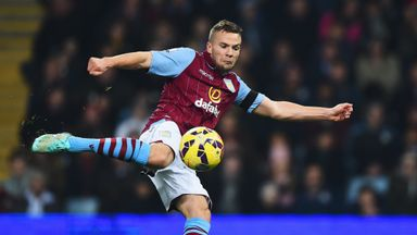 Tom Cleverley has impressed Paul Lambert since he joined Aston Villa on loan in August