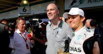 'Rosberg won race on Saturday'
