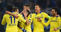 Chelsea sealed their place as group winners with a game to spare