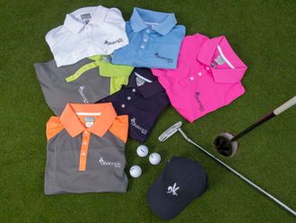 Signed Ryder Cup Products