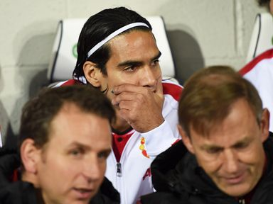 Radamel Falcao: Wait to make Manchester United impact