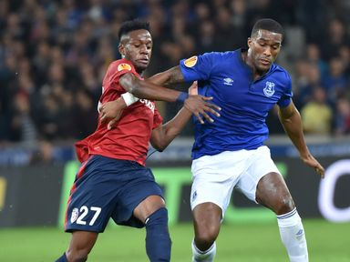 Sylvain Distin: Expected to feature for Everton