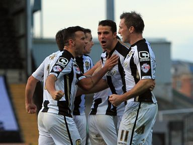 Notts County: Again tipped for victory