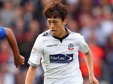 Lee Chung-Yong: Rescued a point for Bolton
