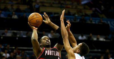 NBA: Portland rally earns win