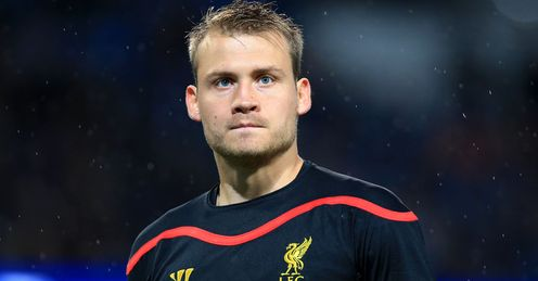 Simon Mignolet: Not rated by Grobbelaar