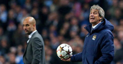 Manuel Pellegrini: Hailed Sergio Aguero for hat-trick against Bayern Munich