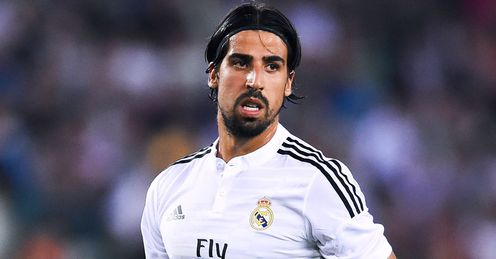 Sami Khedira: Tracked by Arsenal and Chelsea
