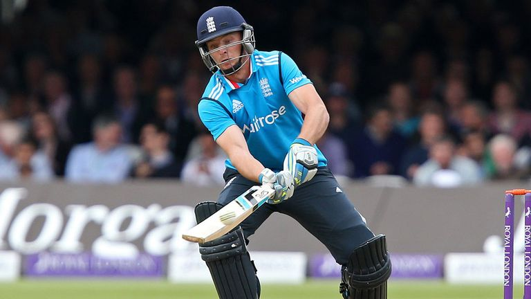 Jos Buttler smashes fastest ODI hundred for England: Best Twitter ...