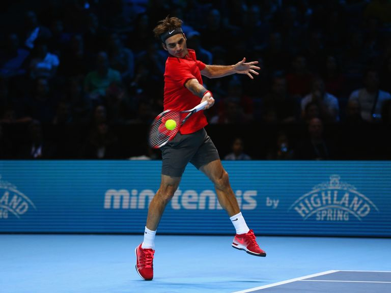 Federer World Tour Finals