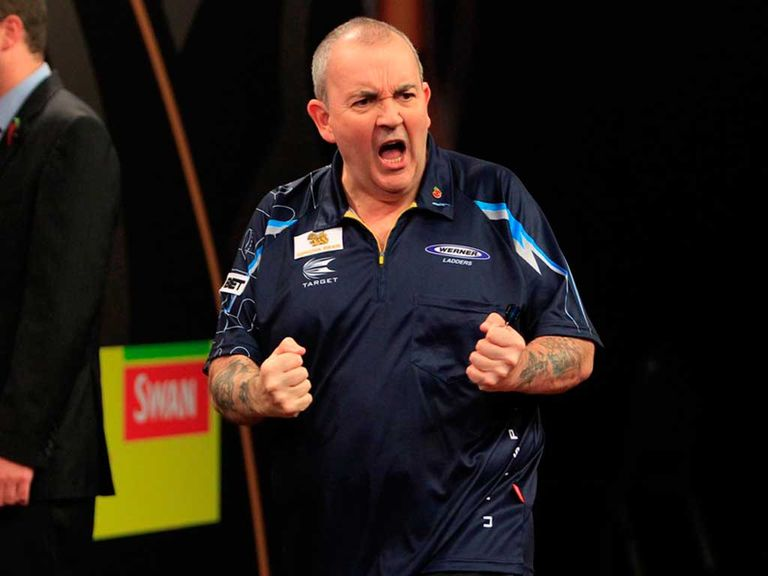 Phil Taylor: Eager to land another world title