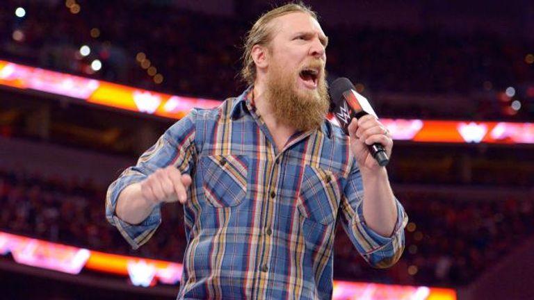 WWE: Daniel Bry...