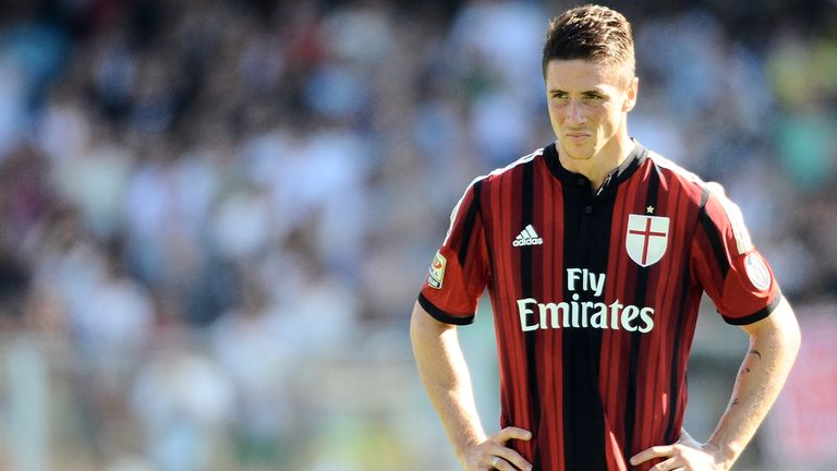 Fernando Torres: Has been linked with January move to Liverpool