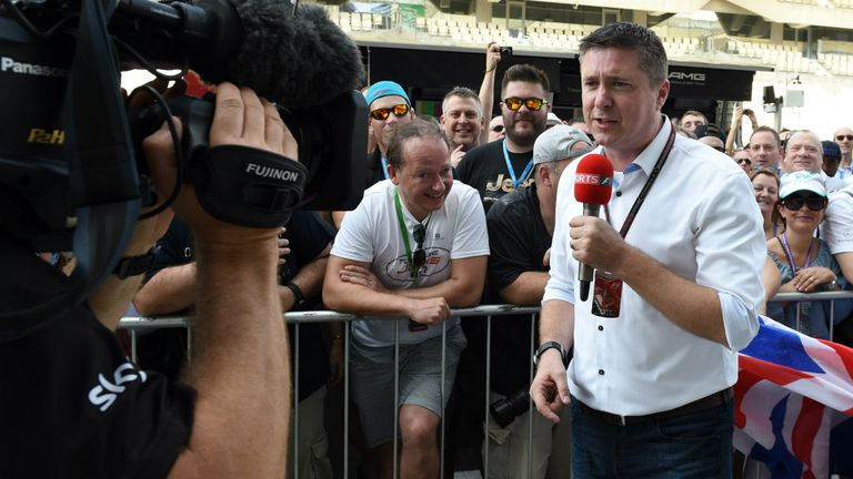 Askcrofty is getting its own show on friday night giving you the f1