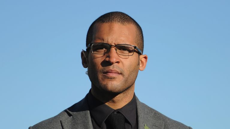 Ex-footballer Clarke Carlisle 'missing' from Manchester