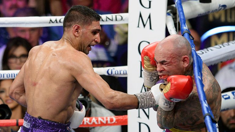 Amir Khan: will attack and not to dull, says Jim