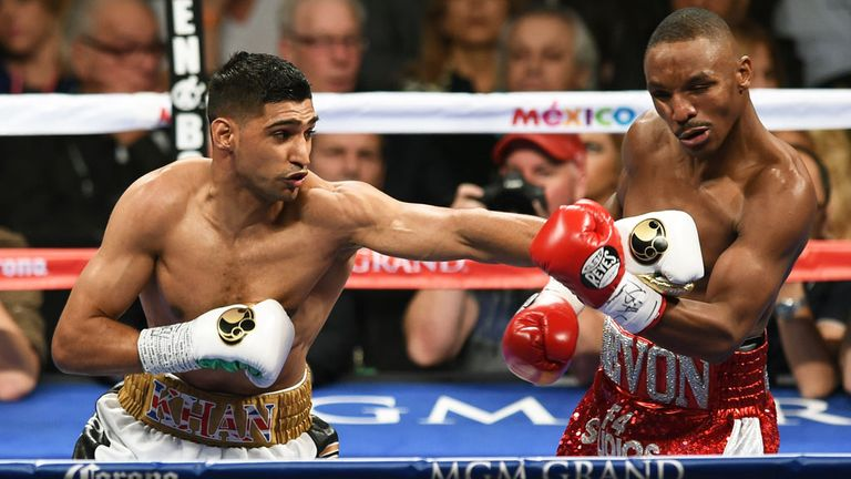Amir Khan: Troubled Devon Alexander with his superior handspeed