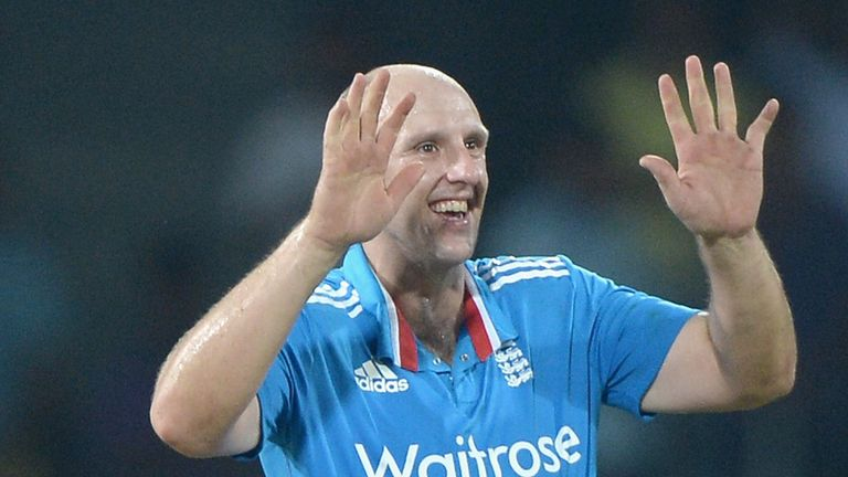 James Tredwell of England