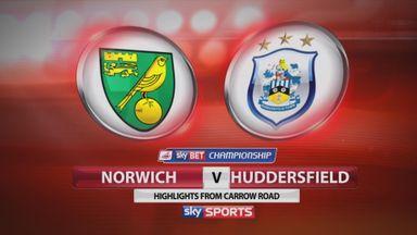 Norwich 5-0 Huddersfield