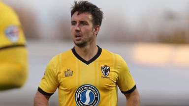 Matt Tubbs: Scored 15 goals for AFC Wimbledon