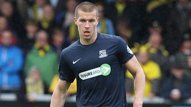 Jakub Sokolik: Could return to Southend