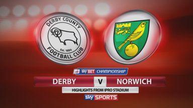 Derby 2-2 Norwich