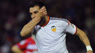 Alvaro Negredo: Geared up for clash against Sevilla