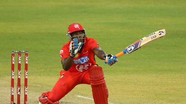 Andre Russell: Smashed 66 in Knight Riders