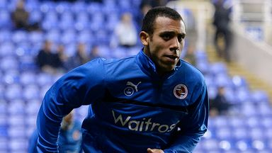 Anton Ferdinand: Has played only twice for Reading so far