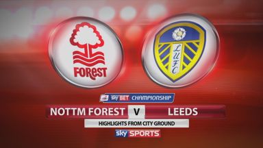 Nottingham Forest 1-1 Leeds