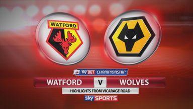 Watford 0-1 Wolves