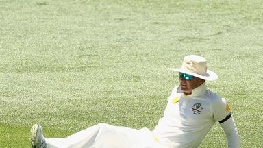 Michael Clarke had feared he would miss the tournament in Australia and New Zealand.