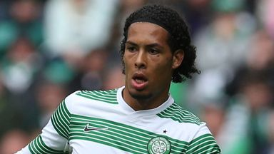 Virgil van Dijk: Linked with Arsenal and Sunderland moves
