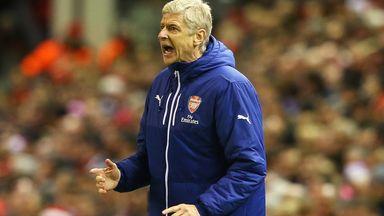 Arsene Wenger: Squad depth a strength for Gunners