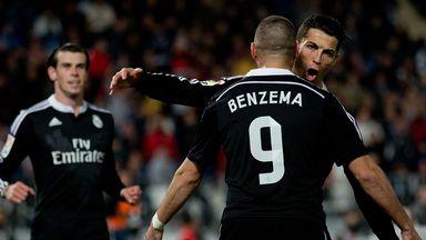 Real Madrid: Face San Lorenzo in Saturday's final