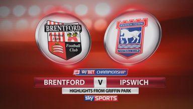 Brentford 2-4 Ipswich