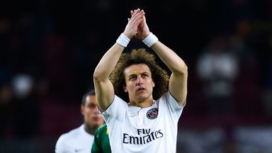 David Luiz: Predicts close contest against former club Chelsea
