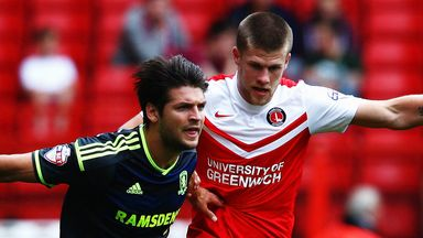 Johann Berg Gudmundsson (right): Late equaliser for Charlton