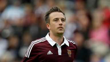 Danny Wilson: Set to leave Hearts this summer