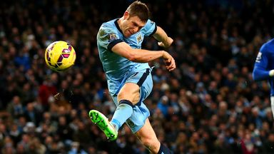 James Milner has agreed personal terms with Liverpool