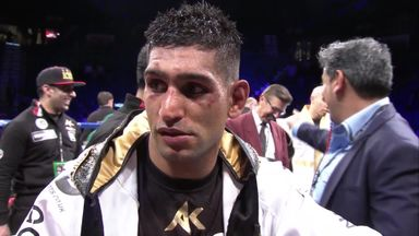 Amir Khan will travel to Pakistan before the end of the year