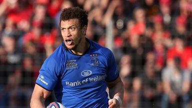 Zane Kirchner: Late try won Leinster all-Irish PRO 12 affair