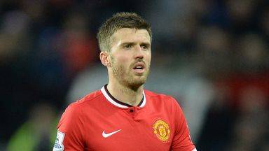 Michael Carrick: Has not played since April 12
