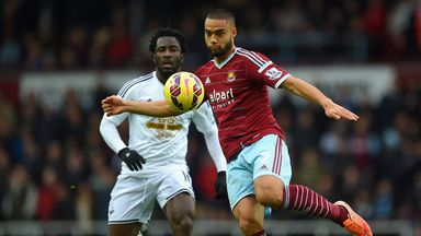 Winston Reid: Committed to success at West Ham