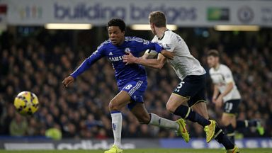 Loic Remy: The Frenchman caused problems for Tottenham