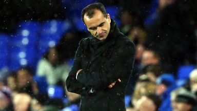 Roberto Martinez: Side will look to bounce back against Newcastle