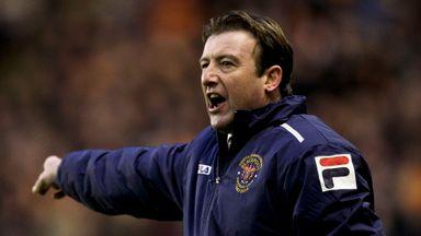 Steve Thompson: Began playing career alongside Neil Redfearn