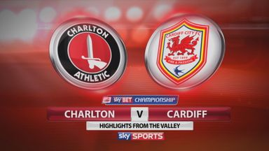 Charlton 1-1 Cardiff